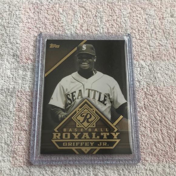 2015 Topps Ken Griffey Jr Baseball Royalty Card